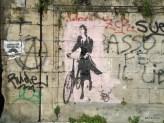 048-Sicilia - Girl with bicyclefietsl