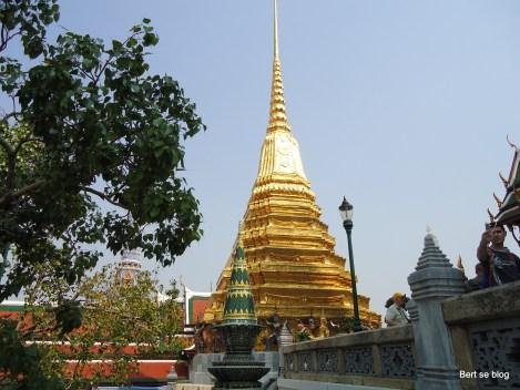 Pagoda in Sri-Lanka style