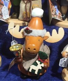 The Christmas Moose