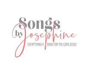Logo of Josephine Mary Schmidt for Songs by Josephine