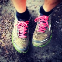 Second Beach, November 19, 2012, 4 miles, 350 ft, New laces!