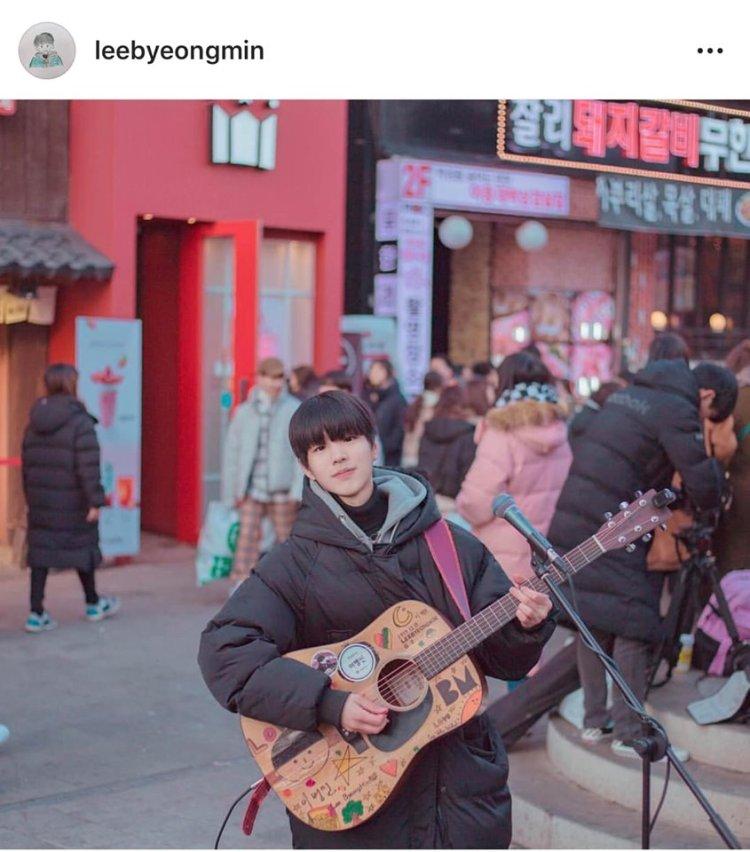 Instagram: leebyeongmin