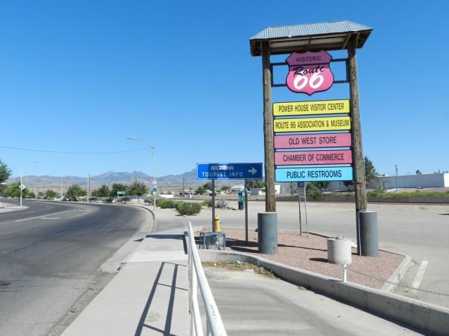 2124 8 dia Arizona Kingman (route 66)
