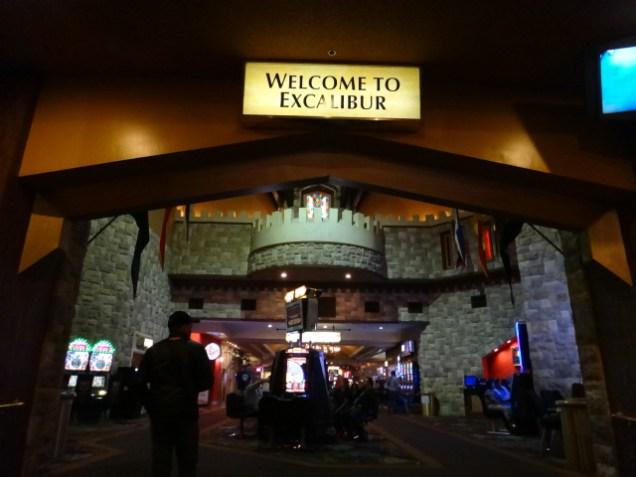 2284 8 dia Nevada Las Vegas Strip - Excalibur