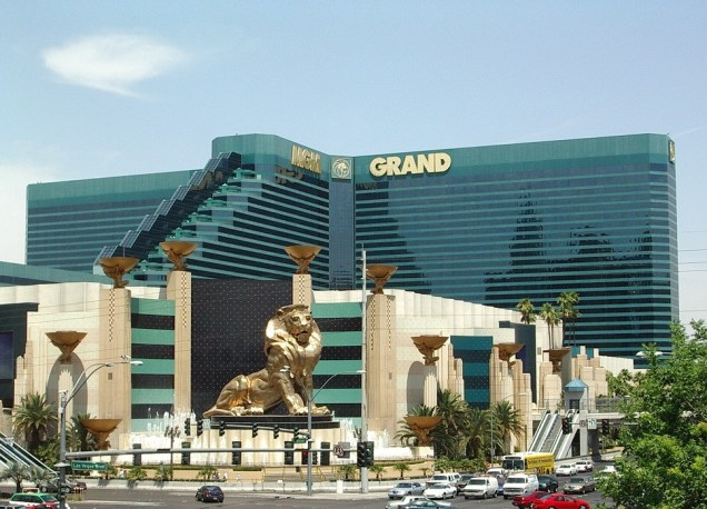 2600 9 dia Nevada Las Vegas Strip - MGM Hotel Casino