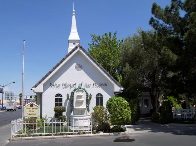 3076 10 dia Las Vegas - Little Chapel of the Flowers