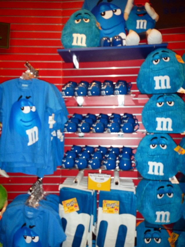 2624d 9 dia Nevada Las Vegas Strip - M&M Store