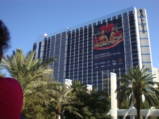 2701 9 dia Nevada Las Vegas Strip - Ballys Hotel Casino