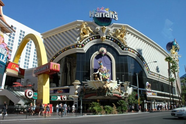 2727a 9 dia Nevada Las Vegas Strip - Harrahs Hotel Casino