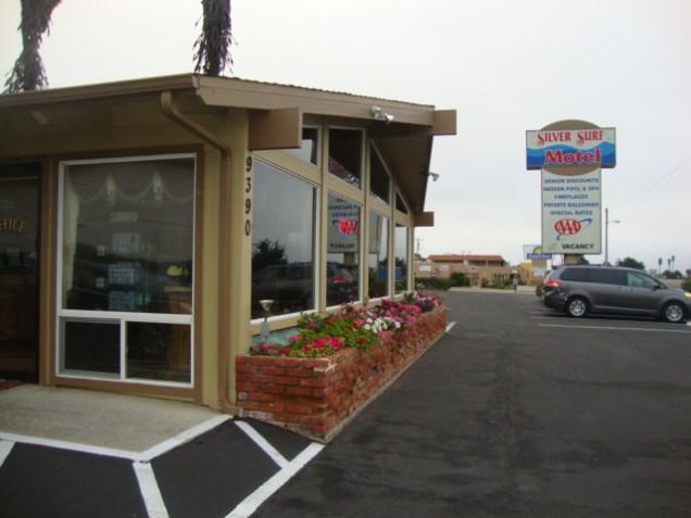 3829 14 dia - San Simeon Silver Surf Motel