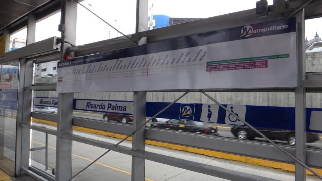 157 2º dia Estación Ricardo Palma