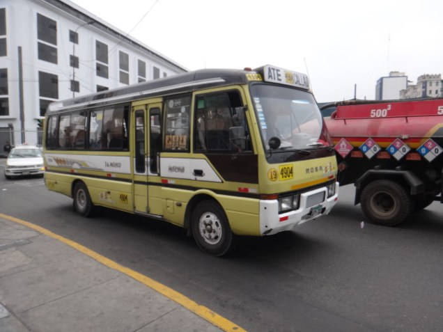 330 2º dia Onibus de Lima