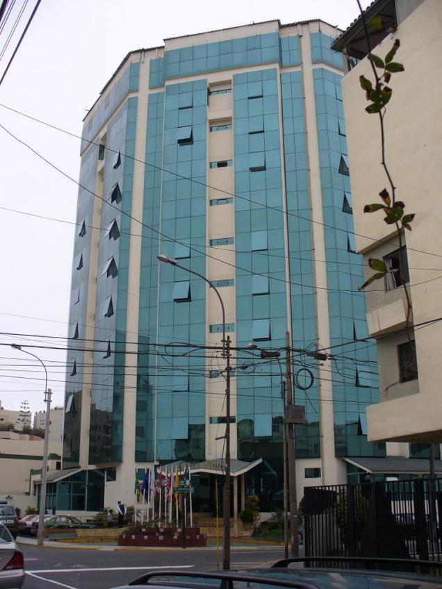 488 10ºdia Hotel Colón Miraflores