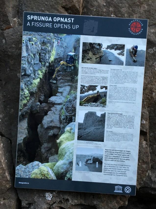 Parque Nacional Þingvellir Thingvellir