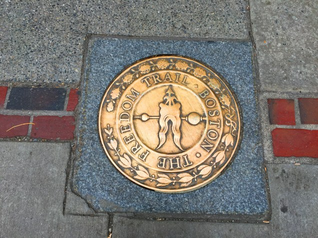 Freedom Trail Boston