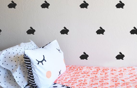 contact-em-formato-de-coelhos-para-decoração