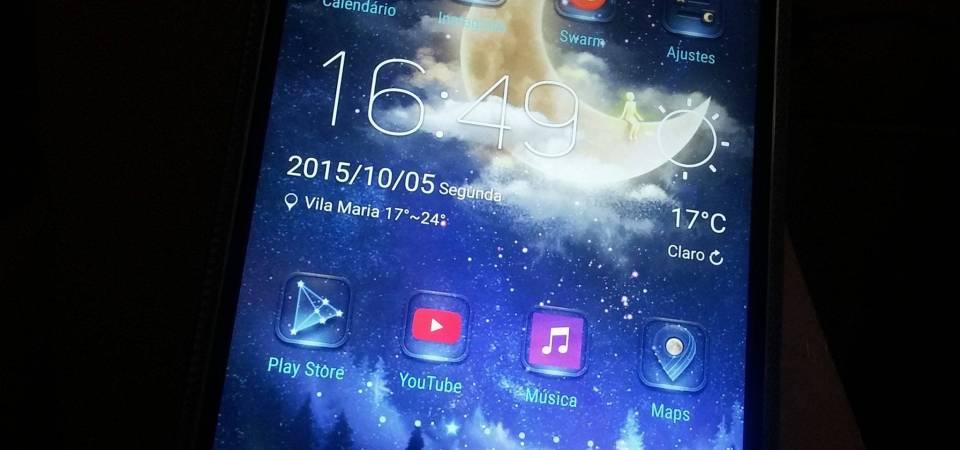 Chegou meu LG G4!