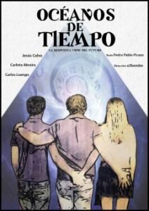 """CARLOS LUENGO en """"OCÉANOS DE TIEMPO"""""""