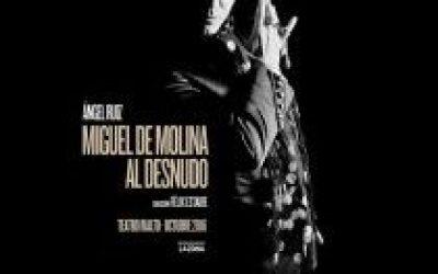 """Comienza la gira de """"Miguel de Molina al desnudo"""""""