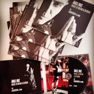 """ÁNGEL RUIZ estrena disco con las canciones de """"Miguel de Molina al desnudo"""""""