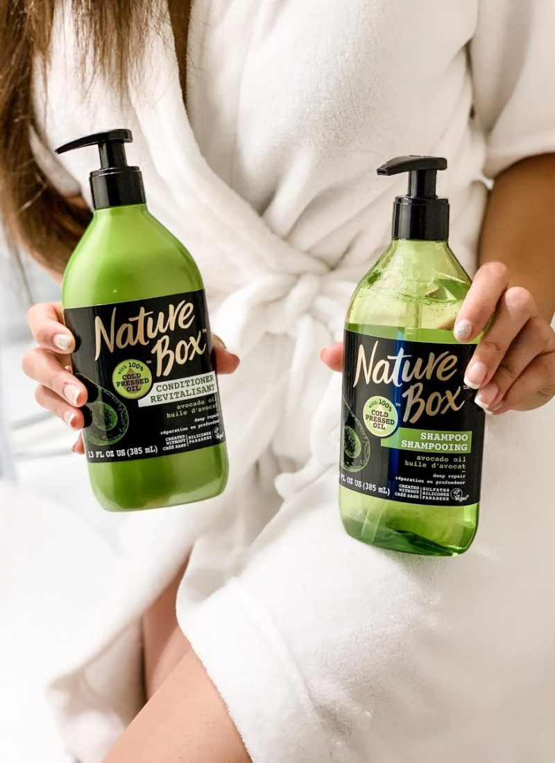 Natural Superfood For My Hair… With Nature Box™ Beauty