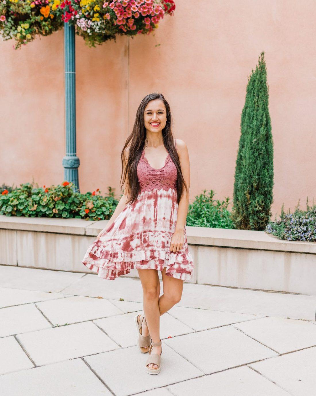 Springbreak Outfit Dress