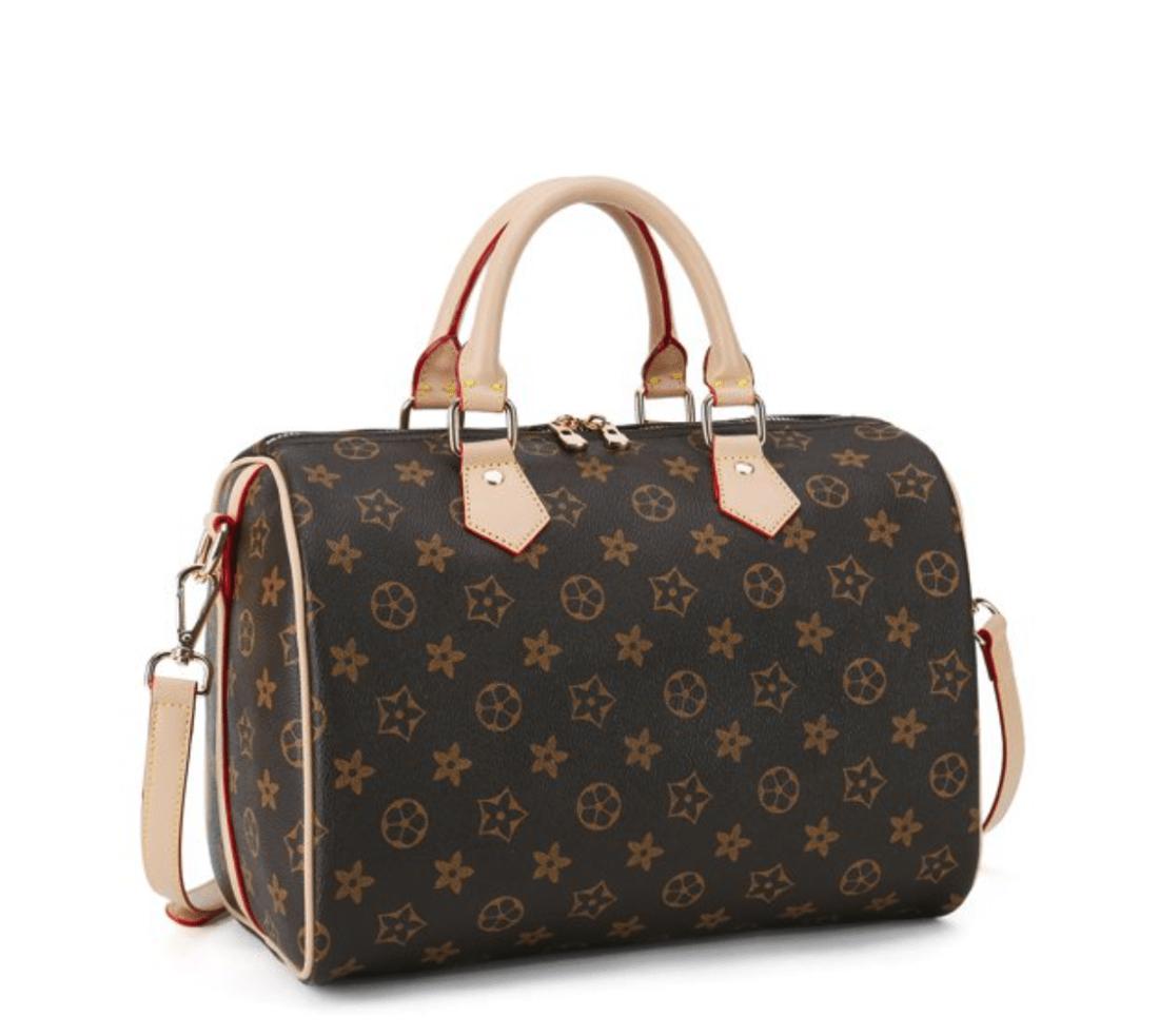 Louis Vuitton Speedy Bag Dupe