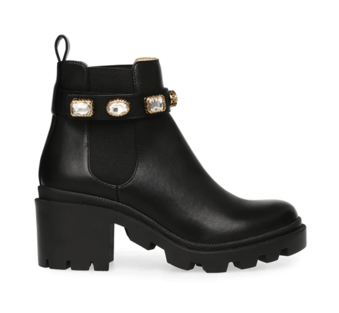 Gucci Black Boots Dupes
