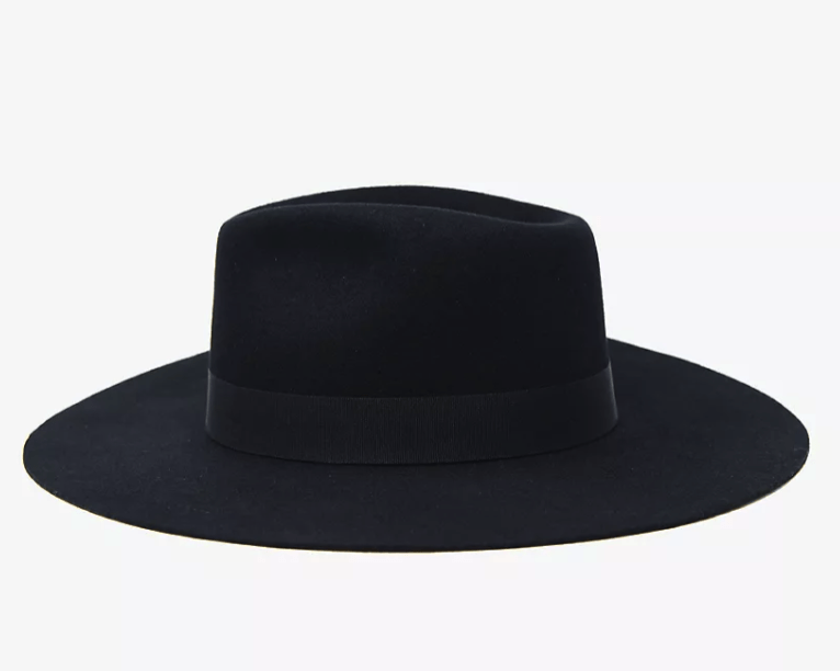 Madewell Wide Brim Rancher Hat, $79