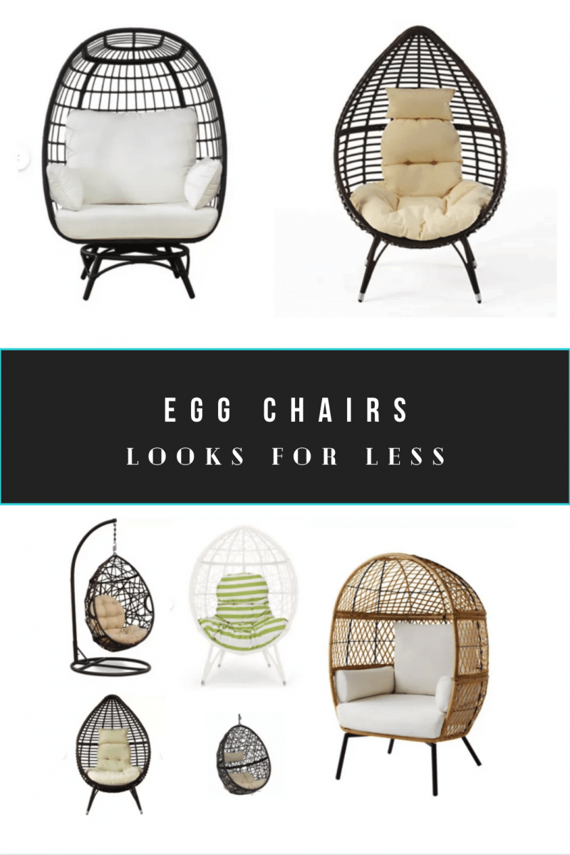 Cheap Egg Chairs