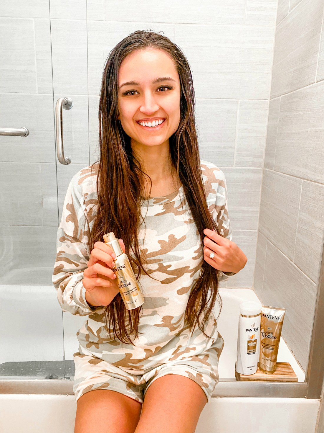 Pantene Pro-V Miracle Rescue Collection