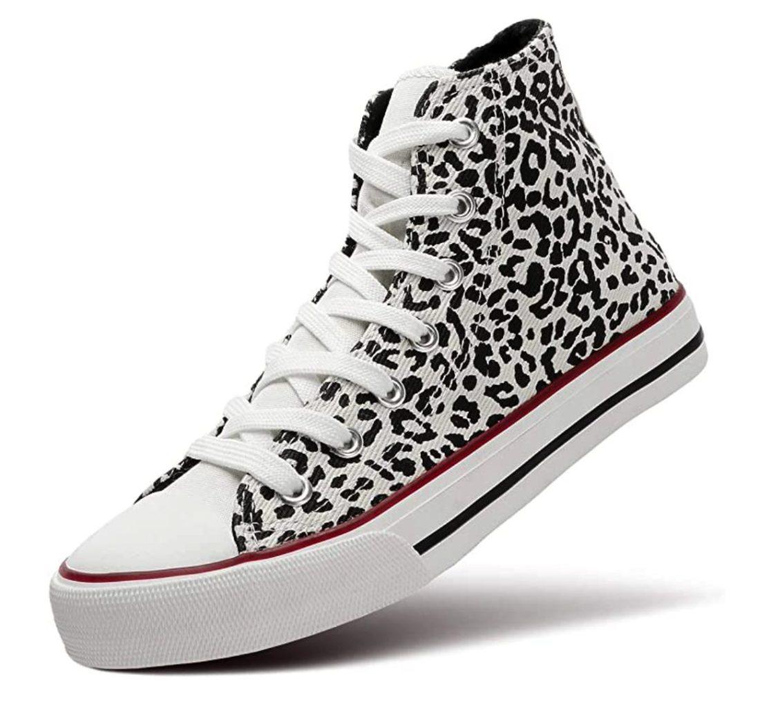 Leopard Converse Look Alikes