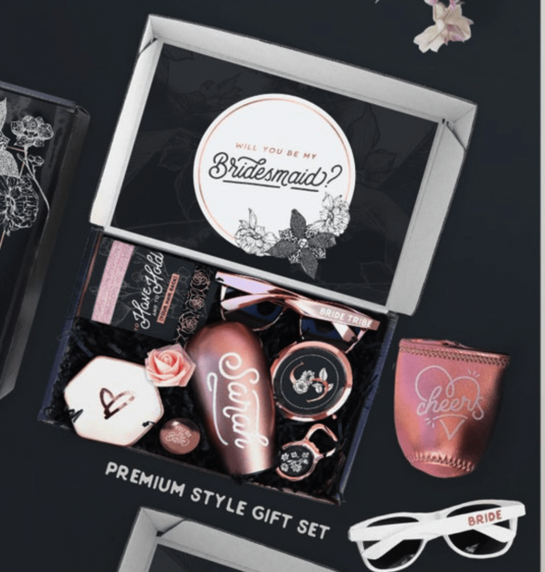 Will You Be My Bridesmaid Boxes
