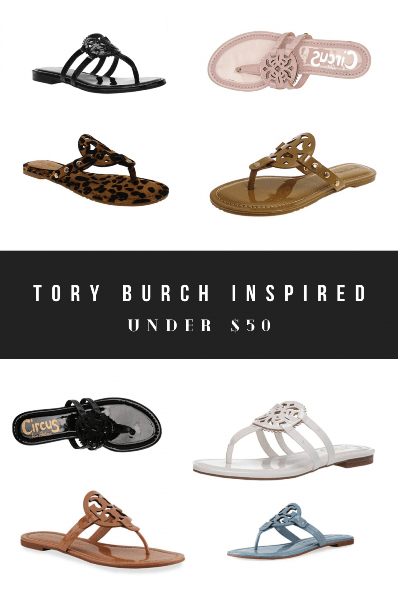 Tory Burch Dupes, Look Alikes, Alternatives, Inspired