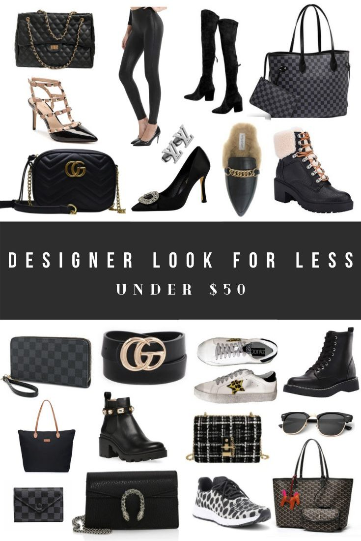 Designer Inspired Handbags, Jewelry, and Shoes