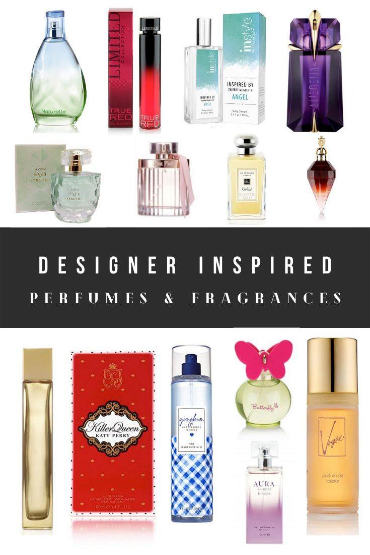 Designer Perfume Dupes and Designer Inspired Fragrances Like Chanel No.5
