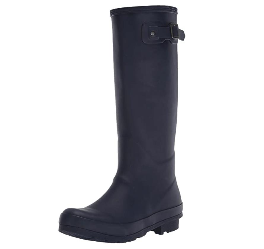 Hunter Inspired Rain Boots