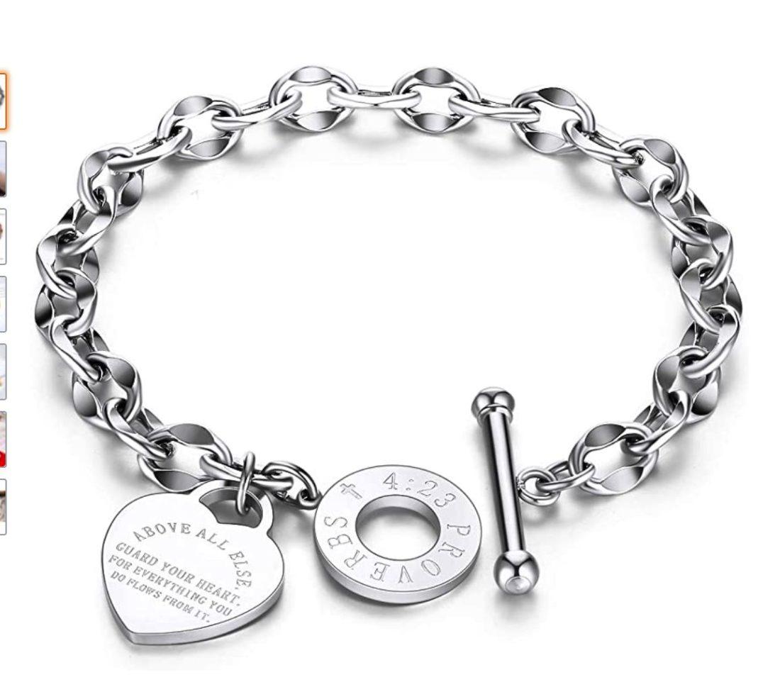 Tiffany and Co Return to Tiffany Heart Bracelet