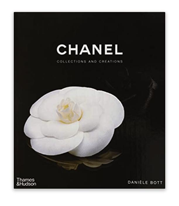 Chanel Coffee Table Books, Designer Coffee Table Books, Fashion Coffee Table Books