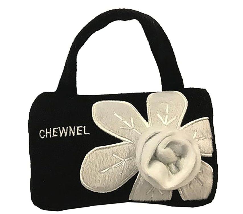 Chanel Handbag Dog Toys