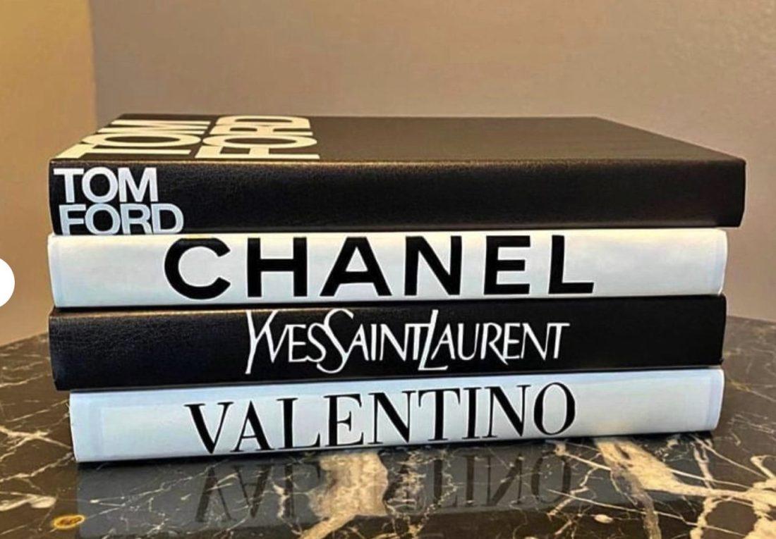 Designer Books Set
