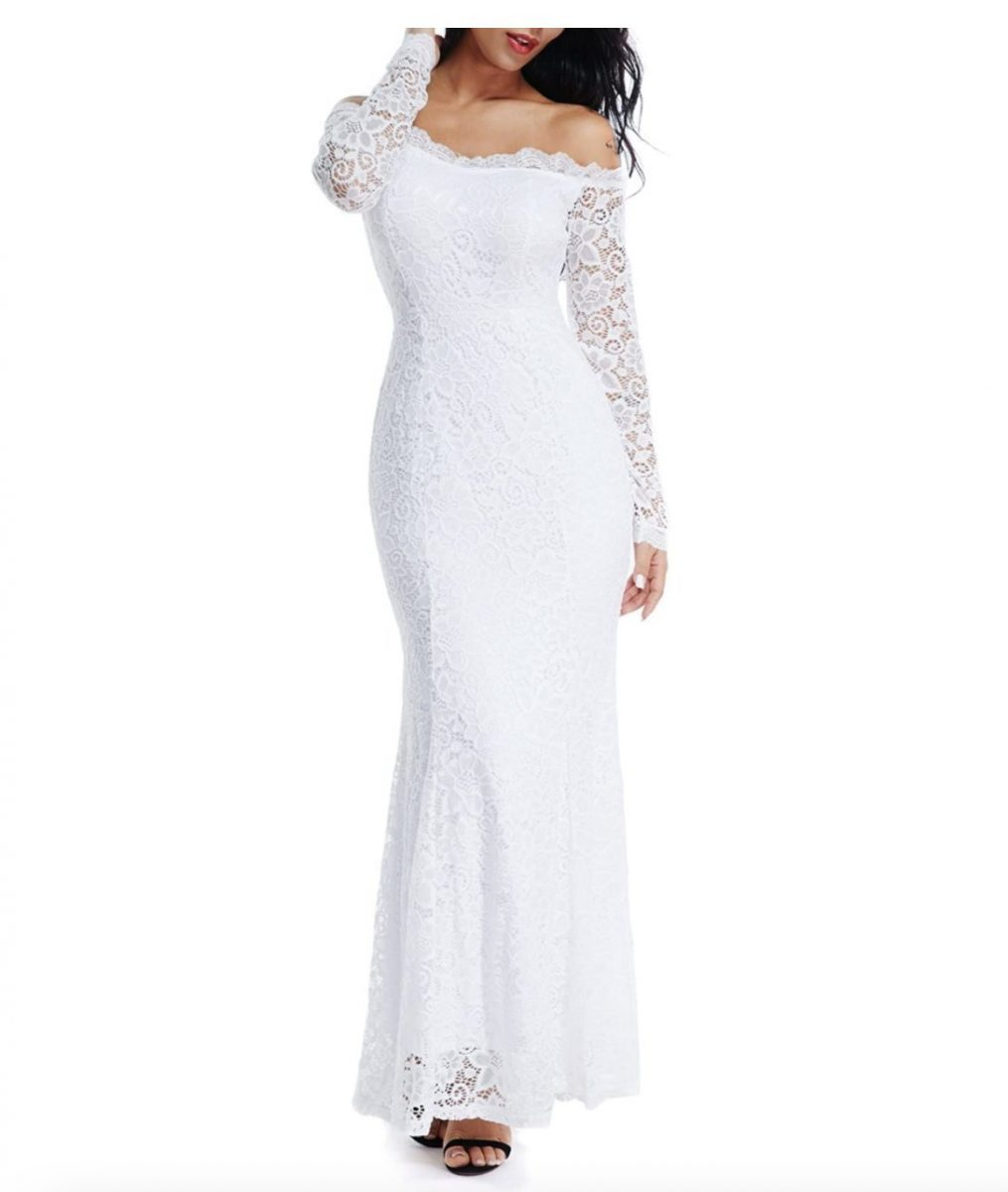 Affordable Top Rated Wedding Dresses Under $100