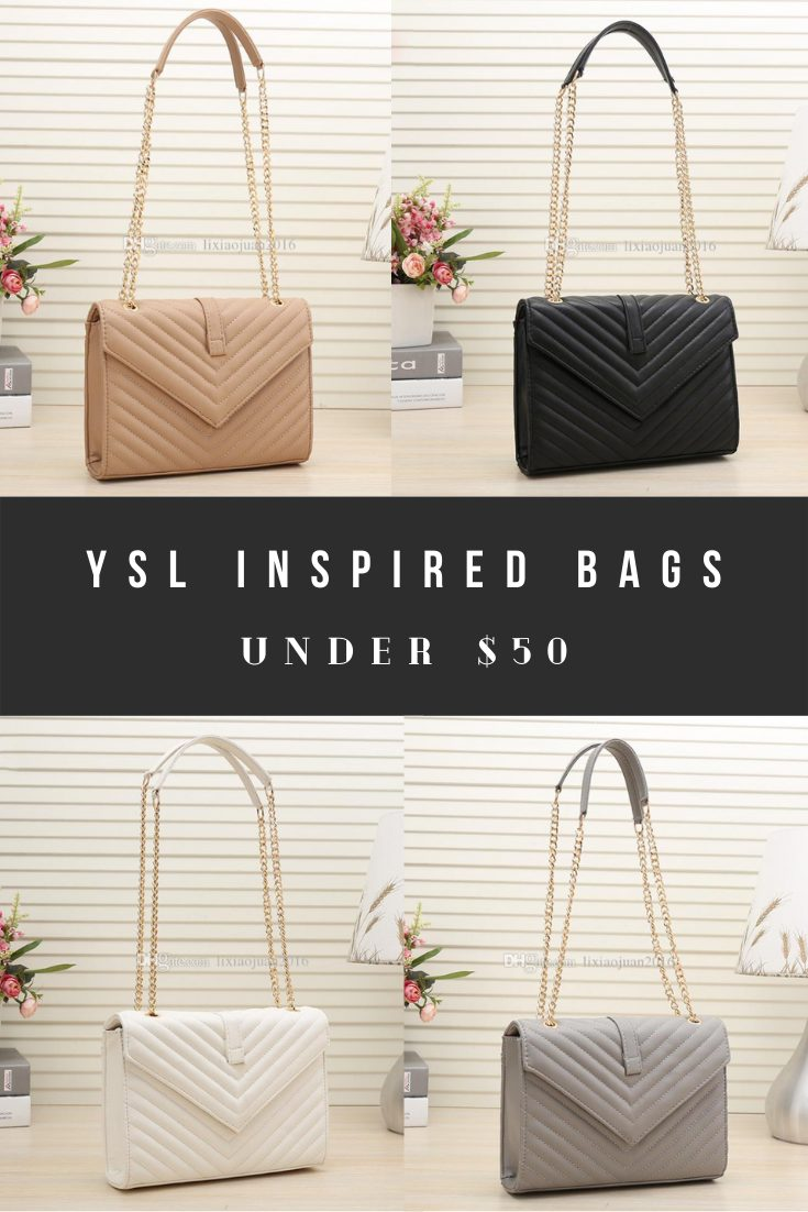 YSL Dupes and  Yves Saint Laurent Inspired Bags DHgate