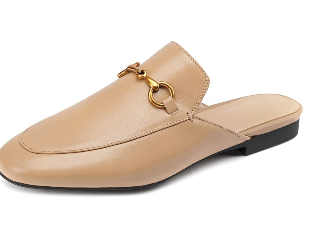 Tan Gucci Loafer Dupes