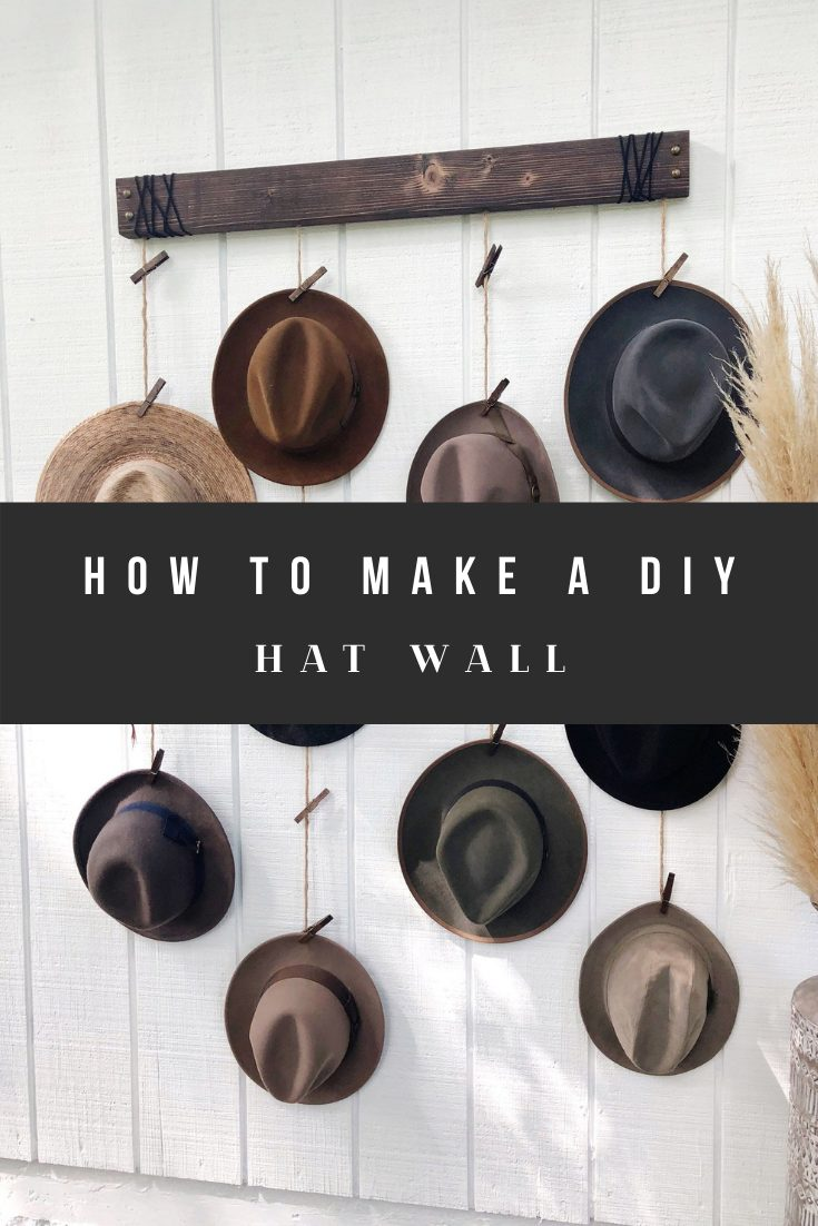 How to Make a DIY Hat Wall with Creative Decor Ideas and Inspiration