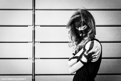Projet Photo – 12 photographes s'inspirent – Pierre Soulages