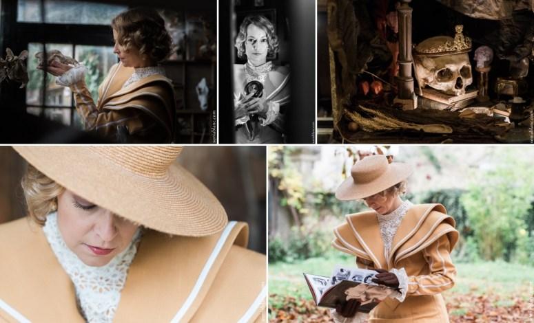 portrait de femme - seance photo à montbard - bourgogne