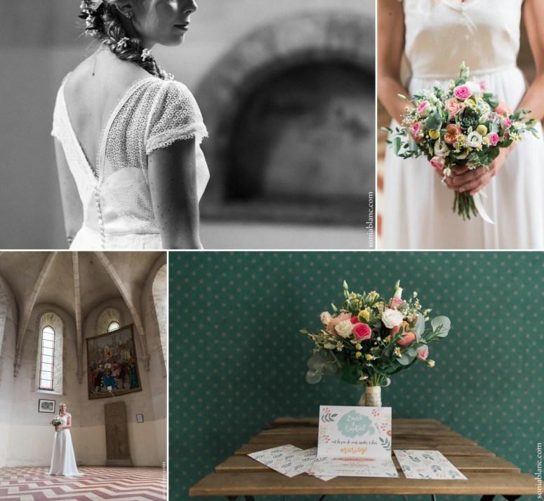 2. reportage photographe de mariage - les preparatifs de la mariée au prieuré de bonvaux à plombieres-les-dijon