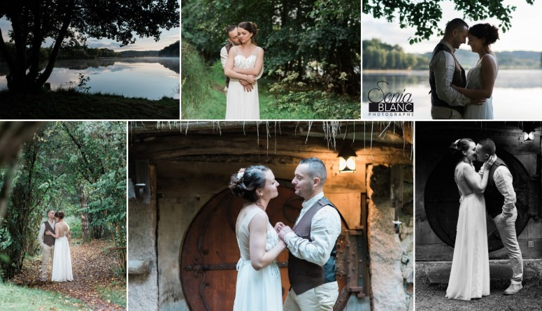 mariage médiéval fantastique - bourgogne