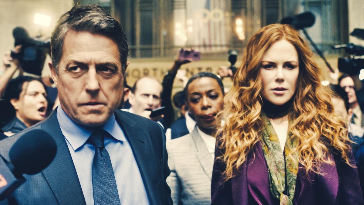 #TheUndoing - HBO